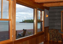 East Beach Hide-A-Way at Artists Point Vacation Rentals - Grand Marais, Minnesota